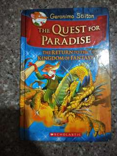 Geronimo Stilton (The Quest for Paradise)