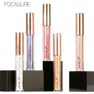 Focallure Luxe Lip Cream Liquid Lip Gloss