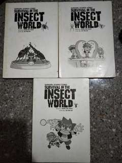 Survival in the Insect World (COMPLETE SET)