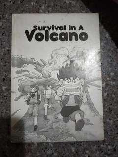 Survival in a Volcano