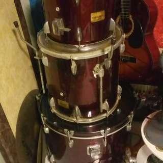 Santa Fe Drum Set