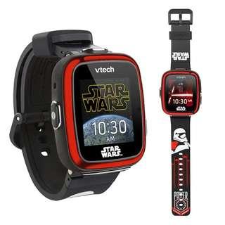BRAND NEW VTech Star Wars First Order Stormtrooper Smartwatch