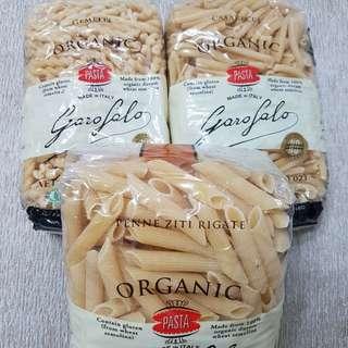 🚚 好市多有機義大利麵綜合組三包~不同麵體