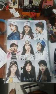 Twice Poster MLB Edition