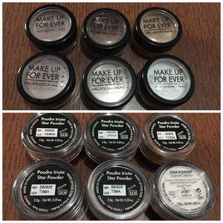 MUFE Star Powder