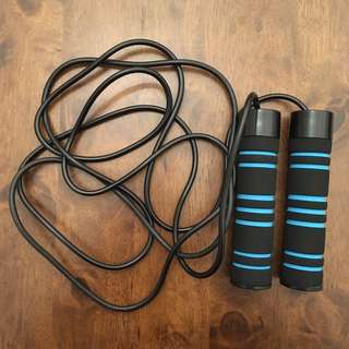 Weighted Jump Rope by Winmax