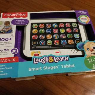 Brand New - Fisher Price Smart Stages Tablet