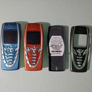 nokia 八達通手機,nokia 7210 nokia 8達通手機 可以使用,內有31元(3月增值了)送2部7210手機,可使用,包一個火牛,老香港懷舊手機,大哥大電話