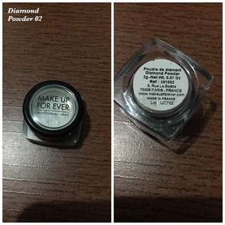 MUFE Diamond Powder 02