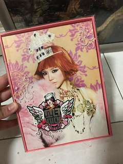SNSD I GOT A BOY IGAB TIFFANY COVER ALBUM