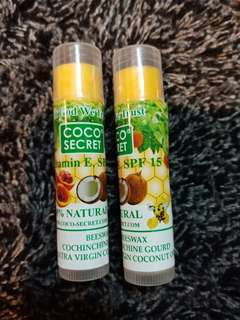 Vietnam Coco secret Lipbalm