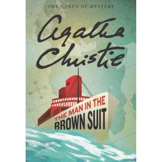 [eBook] The Man in the Brown Suit - Agatha Christie