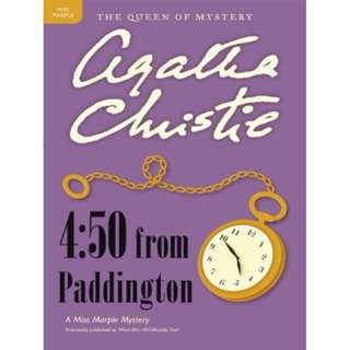 [eBook] 4:50 From Paddington - Agatha Christie