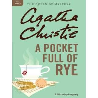 [eBook] A Pocket Full of Rye - Agatha Christie