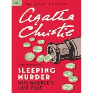 [eBook] Sleeping Murder - Agatha Christie