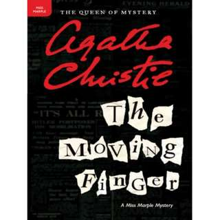 [eBook] The Moving Finger - Agatha Christie