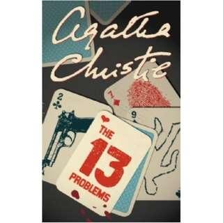 [eBook] The Thirteen Problems - Agatha Christie