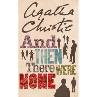 [eBook] And Then There Were None - Agatha Christie
