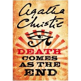 [eBook] Death Comes As The End - Agatha Christie