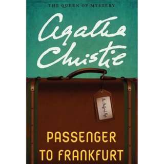 [eBook] Passenger to Frankfurt - Agatha Christie