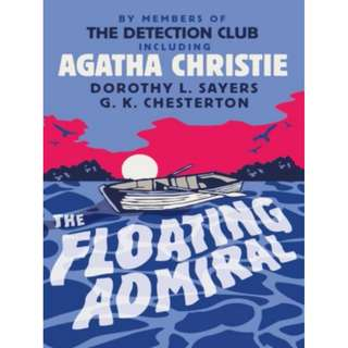 [eBook] The Floating Admiral - Agatha Christie and the Detection Club