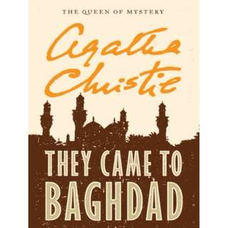 [eBook] They Came to Baghdad - Agatha Christie