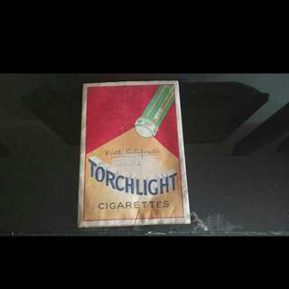 TorchLight brand Cigarettes Bag