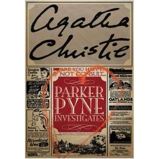 [eBook] Parker Pyne Investigates - Agatha Christie