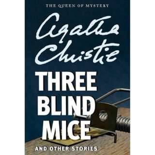 [eBook] Three Blind Mice and Other Stories - Agatha Christie