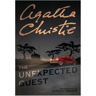 [eBook] Unexpected Guest - Agatha Christie