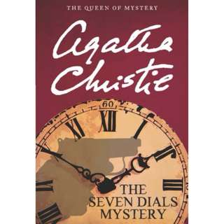[eBook] The Seven Dials Mystery - Agatha Christie