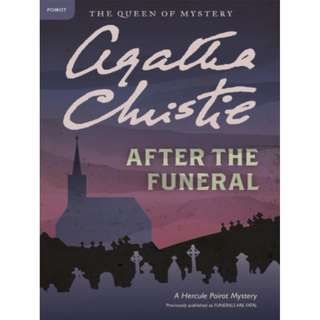 [eBook] After the Funeral - Agatha Christie