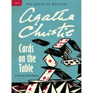 [eBook] Cards on the Table - Agatha Christie