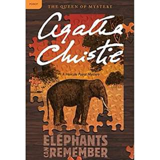 [eBook] Elephants Can Remember - Agatha Christie