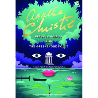 [eBook] Hercule Poirot and the Greenshoe Folly - Agatha Christie