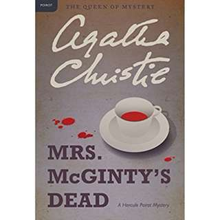 [eBook] Mrs. Mcginty's Dead - Agatha Christie