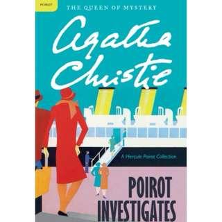 [eBook] Poirot Investigaes - Agatha Christie