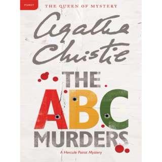 [eBook] The ABC Murders - Agatha Christie