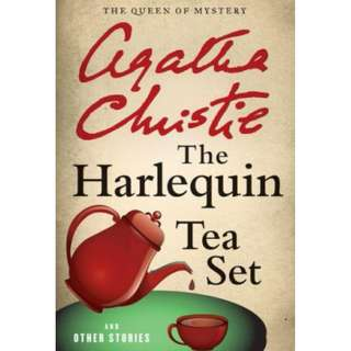 [eBook] The Harlequin Tea Set and Other Stories - Agatha Christie