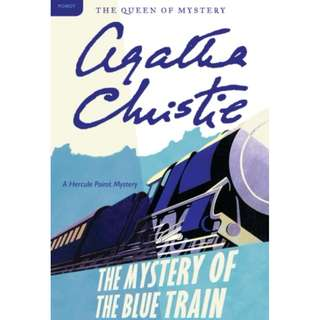 [eBook] The Mystery of the Blue Train - Agatha Christie