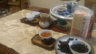 阿里山烏龍老茶(民國83年) 一包四兩 紙包裝