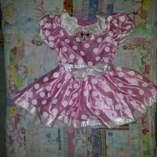 Minnie mouse 2-4 T