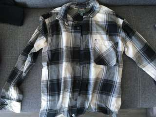 3 Plaid shirts