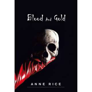 [eBook] Blood and Gold - Anne Rice