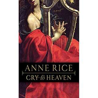 [eBook] Cry to Heaven - Anne Rice