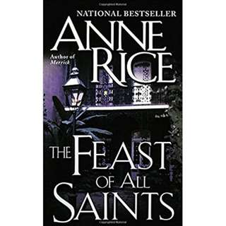 [eBook] Feast of All Saints - Anne Rice