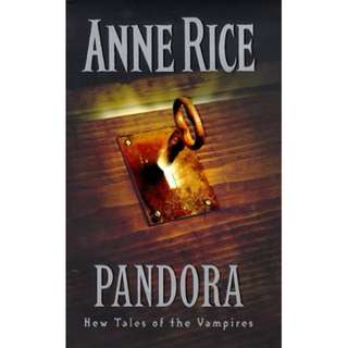 [eBook] Pandora - Anne Rice