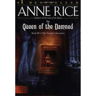 [eBook] Queen of the Damned - Anne Rice