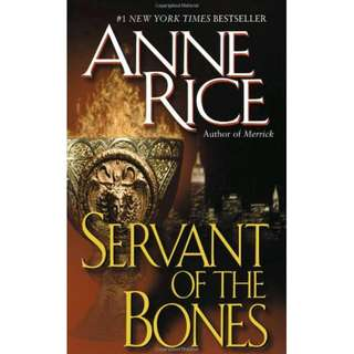 [eBook] Servant of the Bones - Anne Rice