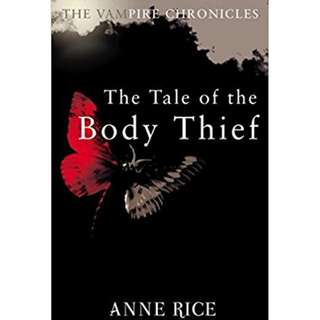 [eBook] Tale of the Body Thief - Anne Rice